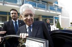 Monti says Italy's reforms have only just begun