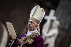 Conclave to be held 'as early as possible', says Bagnasco