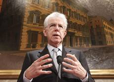 Monti announces birth of new Italian political coalition