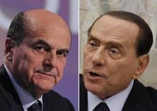 Berlusconi-led coalition closes gap on centre left