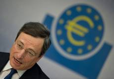 Beginning of 2013 will continue to be weak, says Draghi