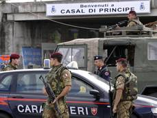 Casalesi Camorra clan's 'prince regent' arrested
