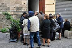 Over 4 million Italians in absolute poverty in 2013