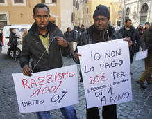 Racism on the rise in Italy, says a report to parliament