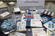 Two medical warehousemen accused of stealing Viagra
