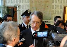 Italy committed to Syrian refugee aid, says Terzi