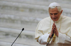 Pope to be feted at La Scala