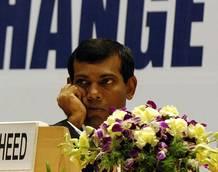 Maldive: Nasheed, presto la data delle elezioni