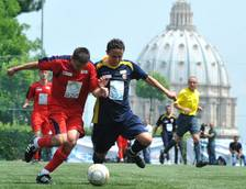 Vatican's annual soccer tournament set for kick-off