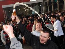 Più cari birra e alcolici
