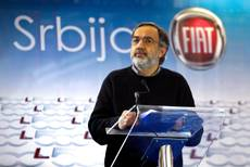 Fiat 'not affected' by Jobs act, says Marchionne