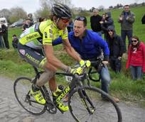 Cycling: Pozzato gets three-month ban for Armstrong doctor