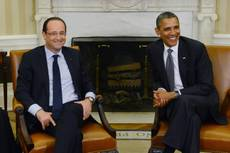 Hollande-Obama, crescita e' priorita'