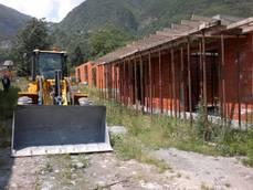 Artigiano suicida in cantiere V.D'Aosta