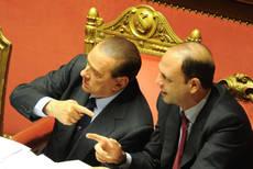 Alfano all&#39;attacco: &quot;Da <b>Berlusconi</b> grandi cose, con Bersani <b>&#8230;</b>