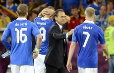 Soccer: Prandelli's Italy revolution set to continue