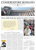 Vatican's official newspaper to relaunch U.S edition