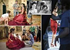 Penelope Cruz star del calendario Campari 2013