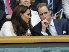 Kate e William ospiti d'onore a Wimbledon