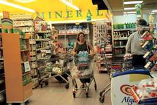 Italy set for biggest post-war fall in household spending