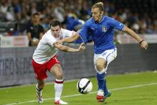 Soccer: Italy's Balzaretti, Astori to miss WC qualifiers