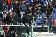Soccer: Genoa charged over 'shirt shame'