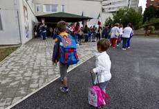 Just 8% of Italian school children return home on their own