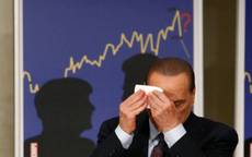 With Renzi gaining, Berlusconi reconsiders running