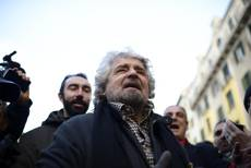 Grillo repeats won't join forces or stand for premier