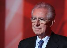 Monti opposes same-sex marriage, offending some activists