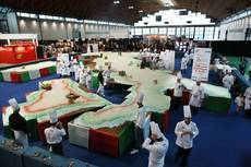 Italians win youth World Pastry Championships