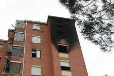 Boy, 9, dies in Livorno fire