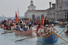 Venetian defense works bid for UNESCO heritage status