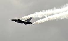U.S. F-16 jet, pilot missing over Adriatic