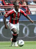 Soccer: Seedorf confirms he's taking over at Milan