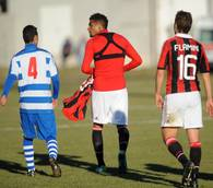Soccer: Milan friendly racist chants spark outrage