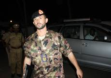Italian ambassador to New Delhi summoned over marines