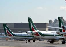 Italy rejects Lufthansa's call to block Alitalia-Etihad deal