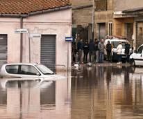 Alluvione in Sardegna, 18 le persone morte