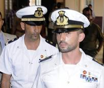 Renzi urges Ban to handle marines case internationally