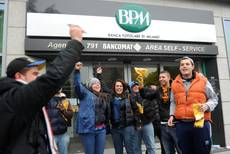 Bpm chairman three directors resign from bank ansa for Croff milano