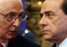 Berlusconi: Napolitano in tempo per concedermi grazia