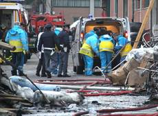 Chinese, Italian nationals arrested over deadly Prato fire