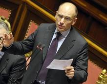 Letta pledges to press on after confidence renewed