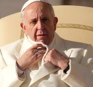 Pope cancels visit to seminary, has 'slight fever'