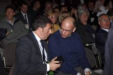 PD leader Renzi meets with premier Letta, sources say