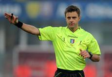Soccer: Italy's Rizzoli named among World Cup referees