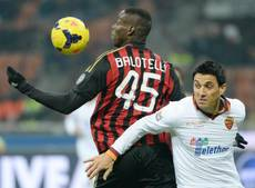Soccer: Italy boss says Balotelli can learn 'with love'