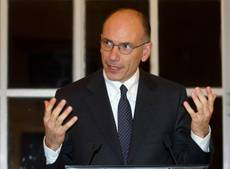 Letta confident of eating 2014 Xmas cake as premier