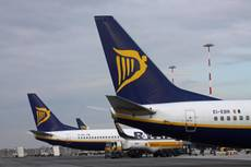 Ryanair to cancel flights between Milan and Rome